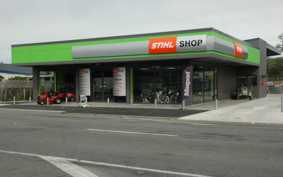 Stihl Shop Greytown
